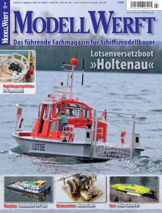 MODELLWERFT 07/2013