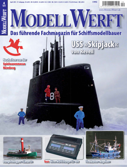 MODELLWERFT March 01, 2013 00:00
