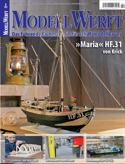 MODELLWERFT February 01, 2013 00:00