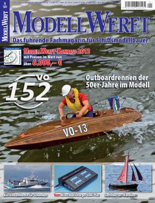 MODELLWERFT 01/2013