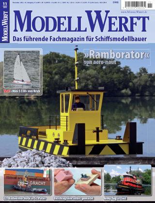 MODELLWERFT 11/2012