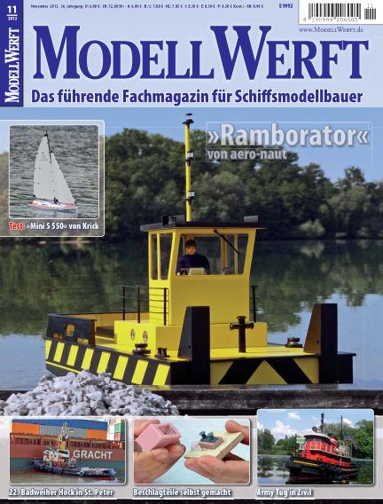 MODELLWERFT October 01, 2012 00:00