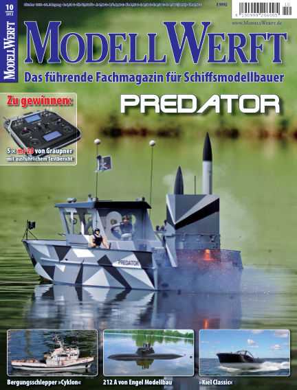 MODELLWERFT September 03, 2012 00:00