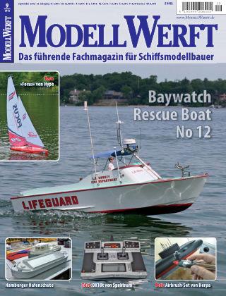 MODELLWERFT 09/2012