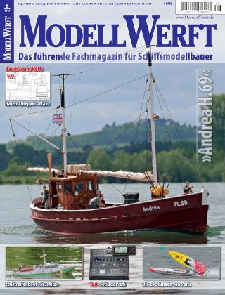 MODELLWERFT 08/2012