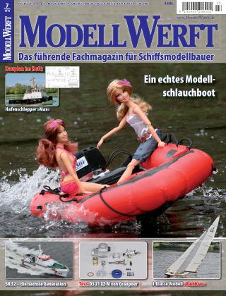 MODELLWERFT 07/2012