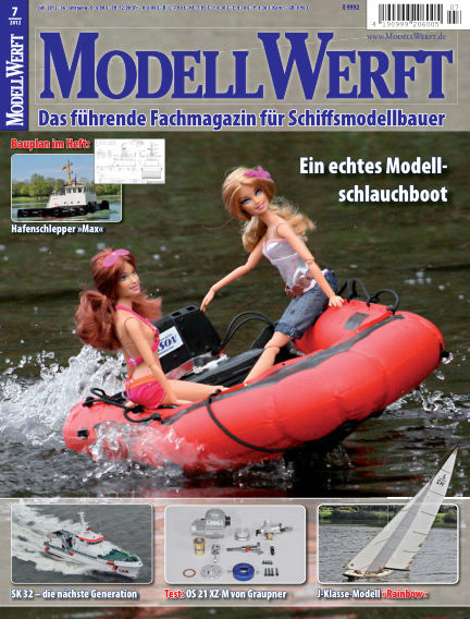 MODELLWERFT June 01, 2012 00:00