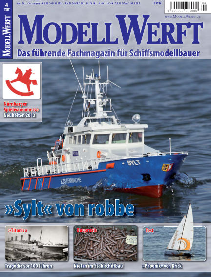 MODELLWERFT March 01, 2012 00:00