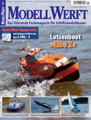 MODELLWERFT 01/2012