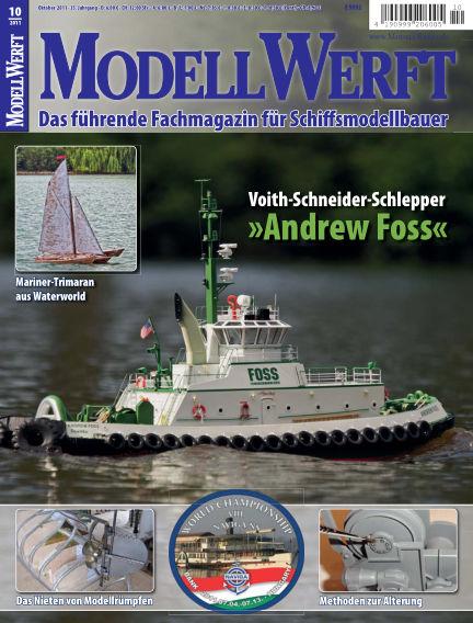 MODELLWERFT September 01, 2011 00:00