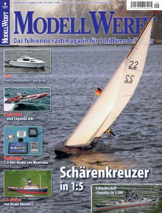 MODELLWERFT 09/2011