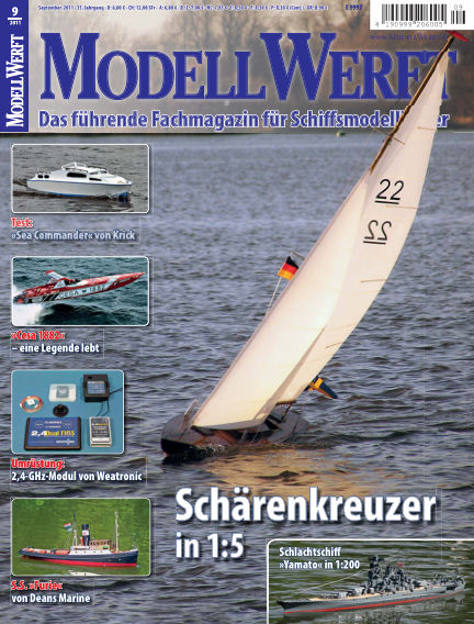MODELLWERFT August 01, 2011 00:00