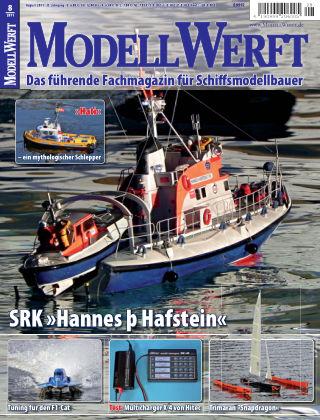 MODELLWERFT 08/2011