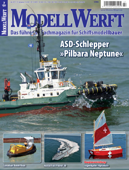 MODELLWERFT June 01, 2011 00:00
