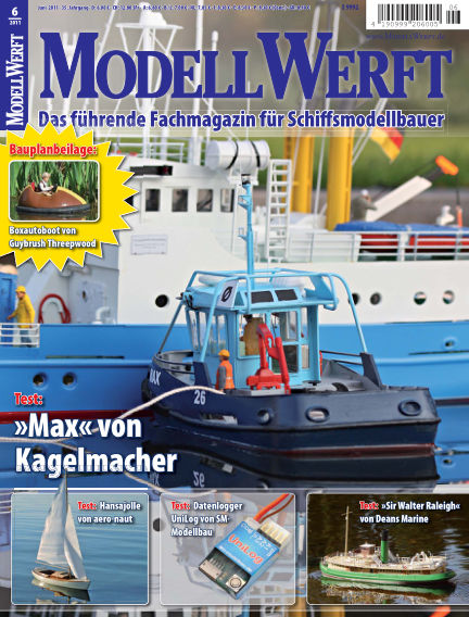 MODELLWERFT May 02, 2011 00:00