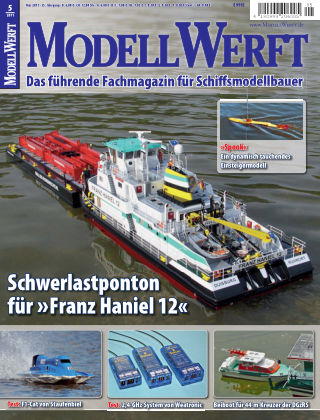 MODELLWERFT 05/2011