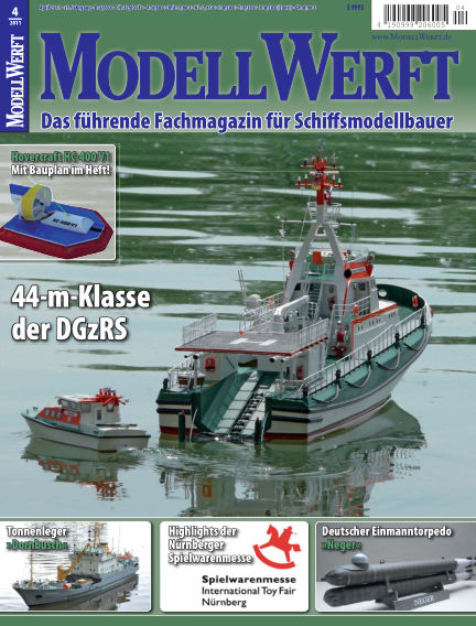 MODELLWERFT March 01, 2011 00:00