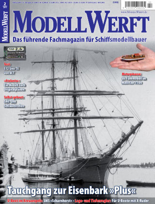 MODELLWERFT 02/2011