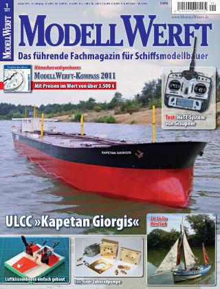MODELLWERFT 01/2011