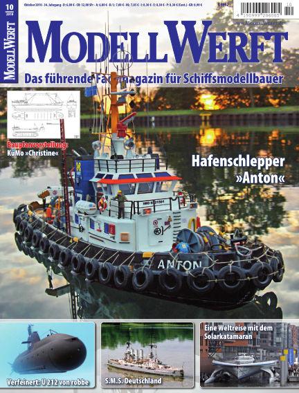 MODELLWERFT November 01, 2010 00:00