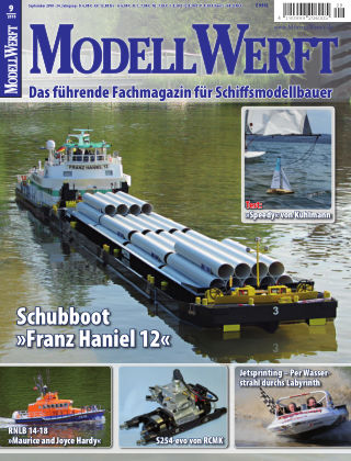 MODELLWERFT 09/2010