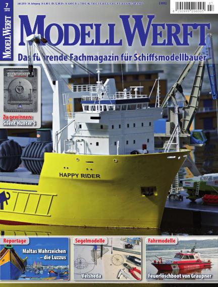 MODELLWERFT June 01, 2010 00:00