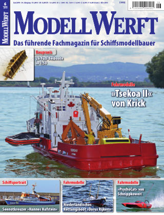 MODELLWERFT 06/2010