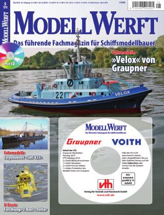 MODELLWERFT 05/2010