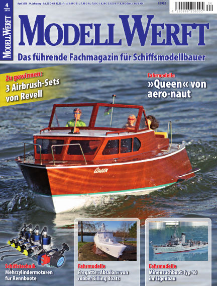 MODELLWERFT March 01, 2010 00:00