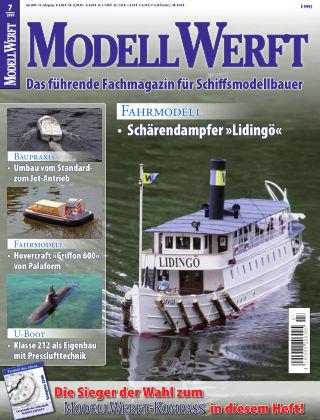 MODELLWERFT 07/2009