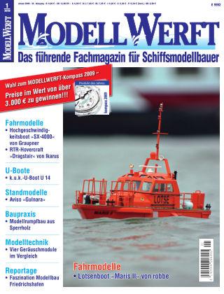 MODELLWERFT 01/2009