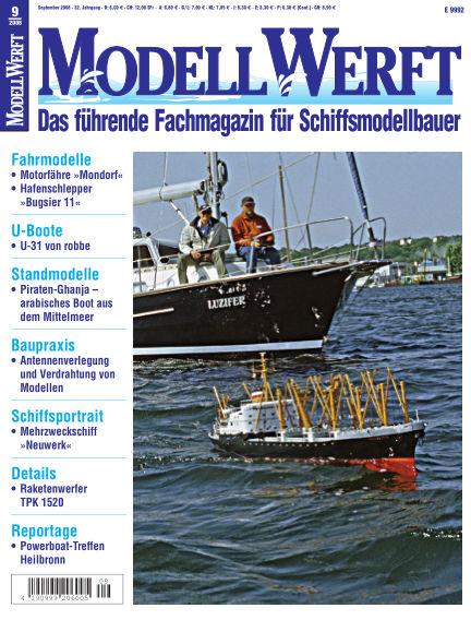 MODELLWERFT September 01, 2008 00:00