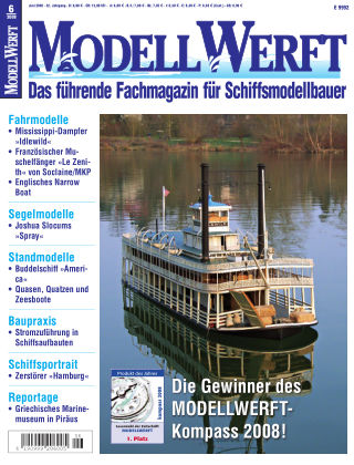 MODELLWERFT 06/2008