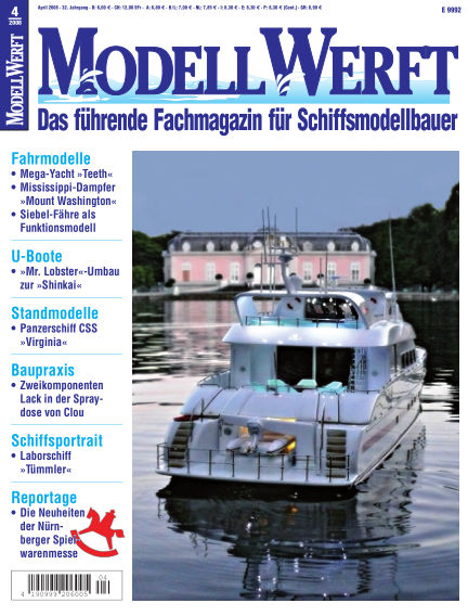 MODELLWERFT March 03, 2008 00:00