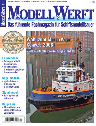 MODELLWERFT 01/2008
