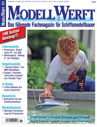 MODELLWERFT 11/2007