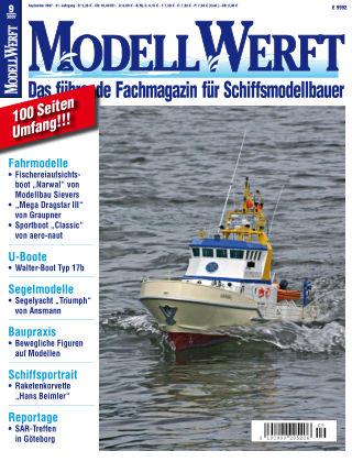 MODELLWERFT 09/2007