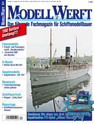 MODELLWERFT 04/2007