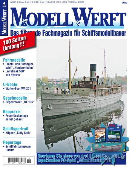 MODELLWERFT March 01, 2007 00:00