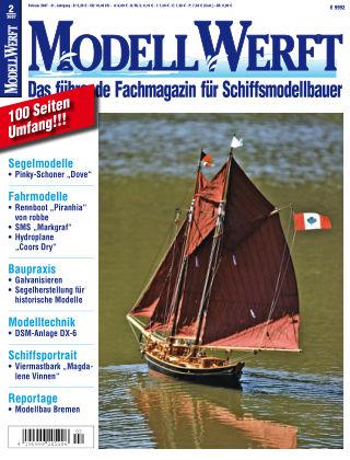 MODELLWERFT 02/2007