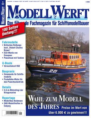 MODELLWERFT 01/2007