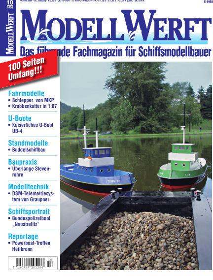 MODELLWERFT September 01, 2006 00:00
