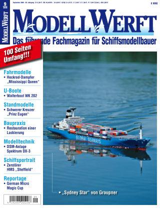 MODELLWERFT 09/2006