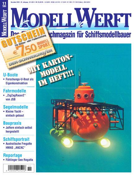 MODELLWERFT October 03, 2005 00:00
