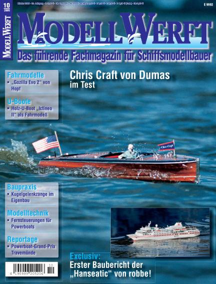 MODELLWERFT September 01, 2005 00:00