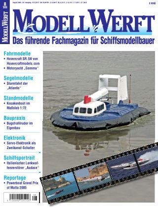 MODELLWERFT 08/2005