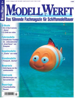 MODELLWERFT 07/2005