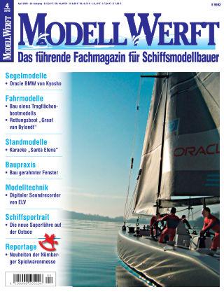 MODELLWERFT 04/2005