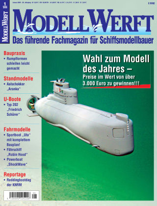 MODELLWERFT 01/2005