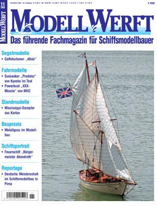 MODELLWERFT 11/2004